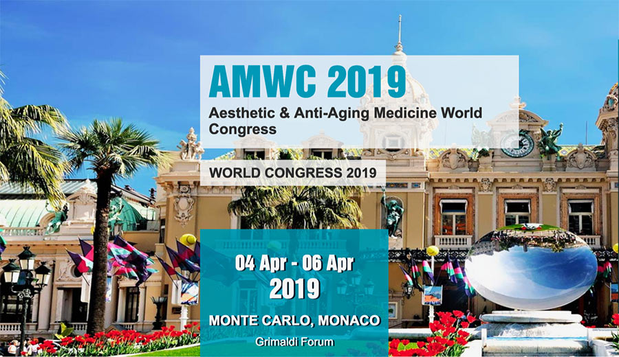 AMWC 2019 17TH AESTHETIC & ANTI-AGING MEDICINE WORLD CONGRESS