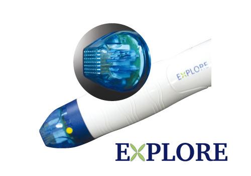 Pièce à main non-invasive EXPLORE Radio-Fréquence