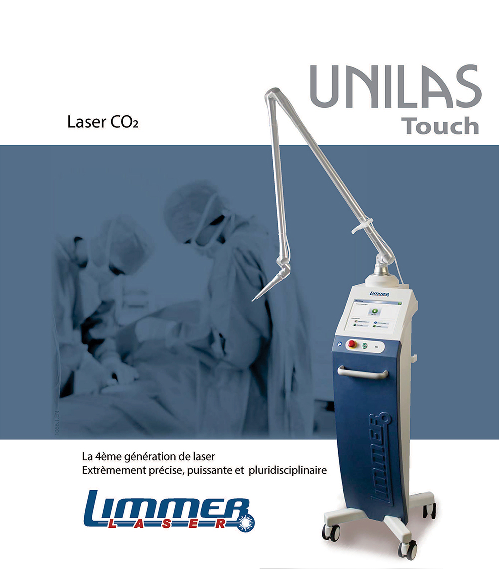 CO2 LASER UNILAS-Touch-2 - Laser in Surgery